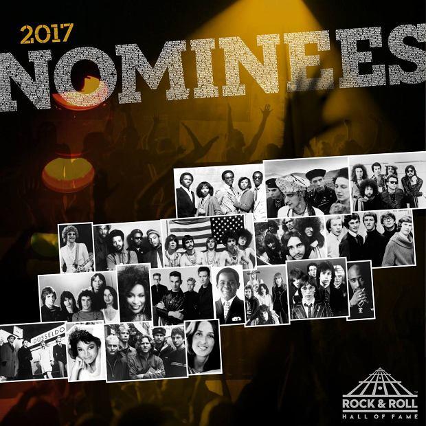 Ogłoszono nominacje do Rock & Roll Hall of Fame!