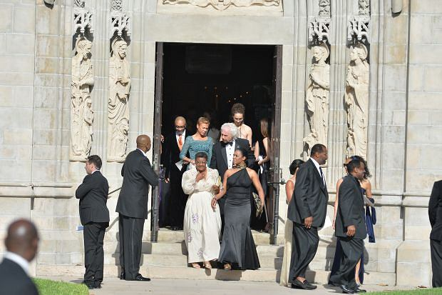 SMG_Spike Lee_FLXX_Wedding Adds_042713_12.JPG PALM BEACH, FL - APRIL 27: Basketball legend Michael Jordan marries Yvette Prieto at the Episcopal Church of Bethesda-by-the-Sea which is the same church where billionaire Donald Trump and Slovenian model Melania Knauss wed. On April 27, 2013 in Palm Beach, Florida. (Photo By Storms Media Group) People: Spike Lee Transmission Ref: FLXX Must call if interested Michael Storms Storms Media Group Inc. 305-632-3400 - Cell 305-513-5783 - Fax MikeStorm@aol.com