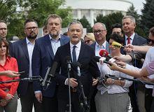 Lewica, PSL i PO-KO ze wspólnymi listami do Senatu na wybory