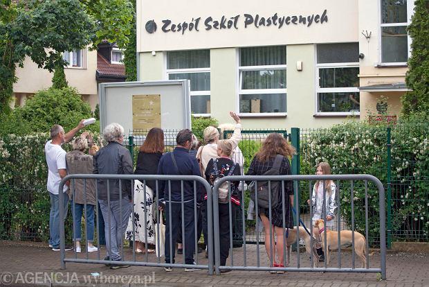 Zdjęcie numer 10 w galerii - W Gdyni odbyły się egzaminy wstępne do Liceum Sztuk Plastycznych [ZDJĘCIA]
