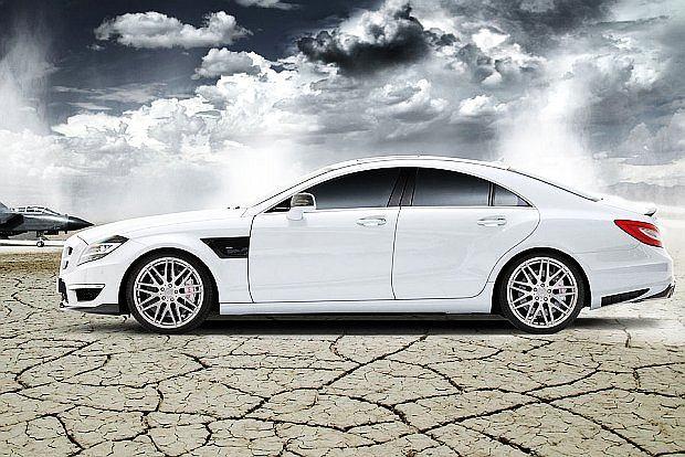 Brabus w swojej ofercie posiada już dwie wersje wzmocnienia mocy dla modelu Mercedesa CLS 63 AMG. Na salonie genewskim zaprezentowana zostanie trzecia