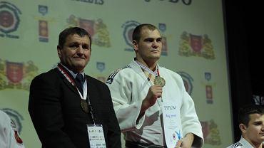 Maciej Sarnacki podczas mistrzostw Polski w Gdańsku
