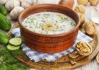 Tarator - bułgarska zupa ogórkowa - Zdjęcia