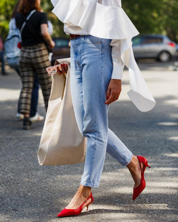 Jeansy w eleganckim wydaniu