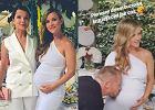 Joanna Krupa zorganizowała polskie baby shower. Wśród gwiazd Joanna Jabłczyńska i Rinke Rooyens