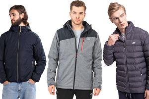 Męskie kurtki outdoorowe - najciekawsze modele