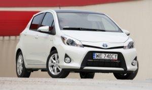 Toyota Yaris Hybrid - test | Za kierownicą