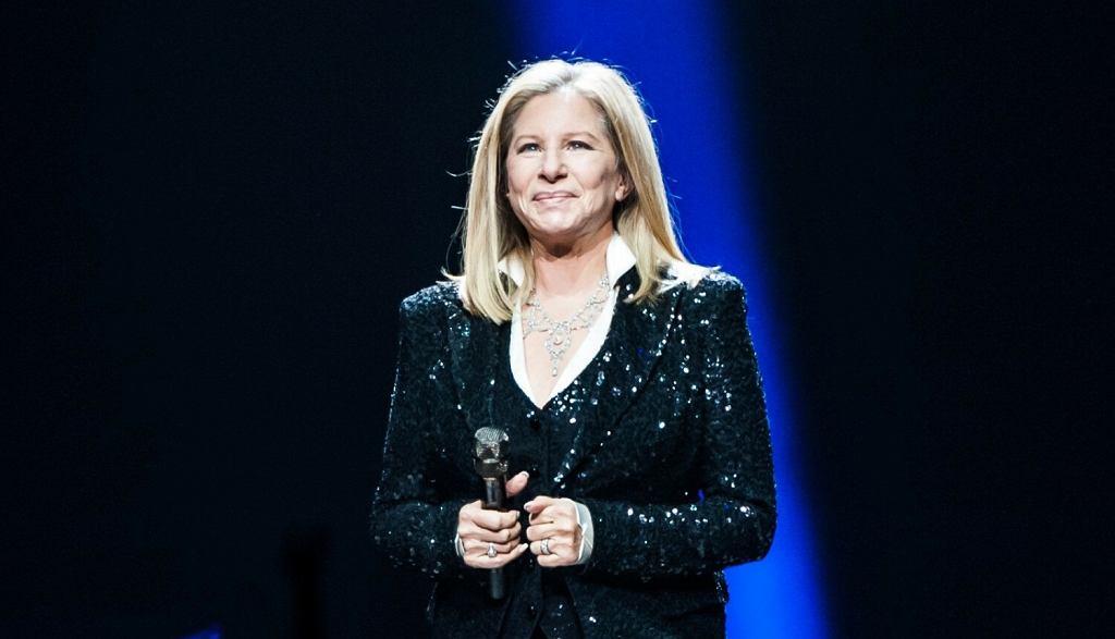 Koncert Barbry Streisand w Vegas