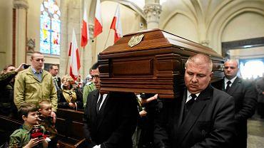 W czwartek 'Łupaszkę' pożegnano w archikatedrze w Łodzi. W niedzielę zostanie uroczyście pochowany na warszawskich Powązkach