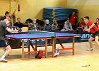 Tenisiści stołowi walczą o I ligę. Czeka ich trudne zadanie [FOTO]