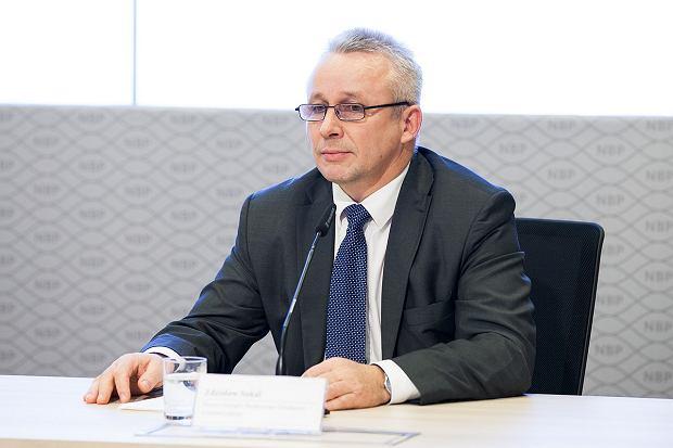 Zdzisław Sokal, przedstawiciel prezydenta Andrzeja Dudy w Komisji Nadzoru Finansowego