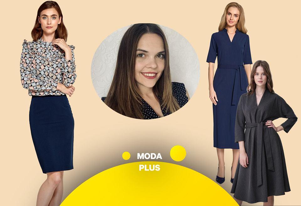 Z cyklu 'Moda plus' - w co się ubrać do pracy?