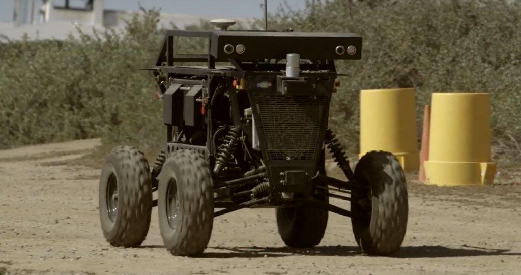 Amerykańska armia pracuje nad autonomicznymi pojazdami i robotami