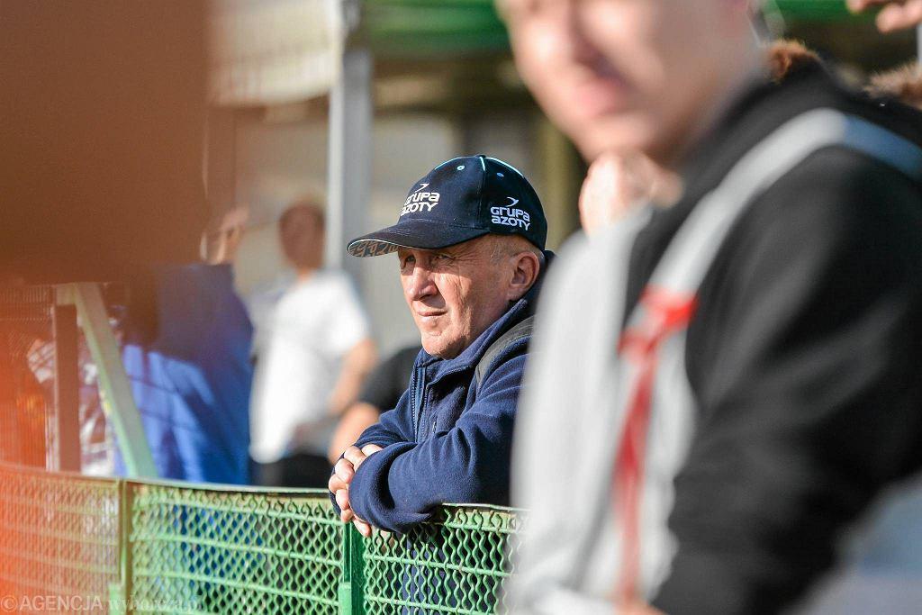 Marek Cieślak podczas III Turnieju o Puchar Prezydenta Częstochowy