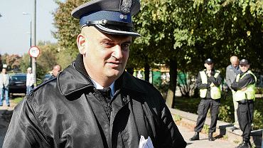 Komendant Karol Szwalbe