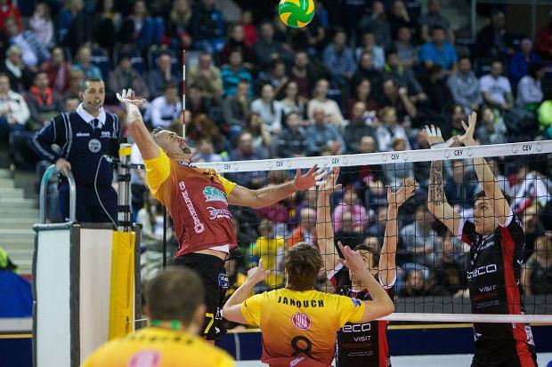 Zdjęcie numer 7 w galerii - Liga Mistrzów. Asseco Resovia wygrywa w Czechach 3:2 [FOTO]