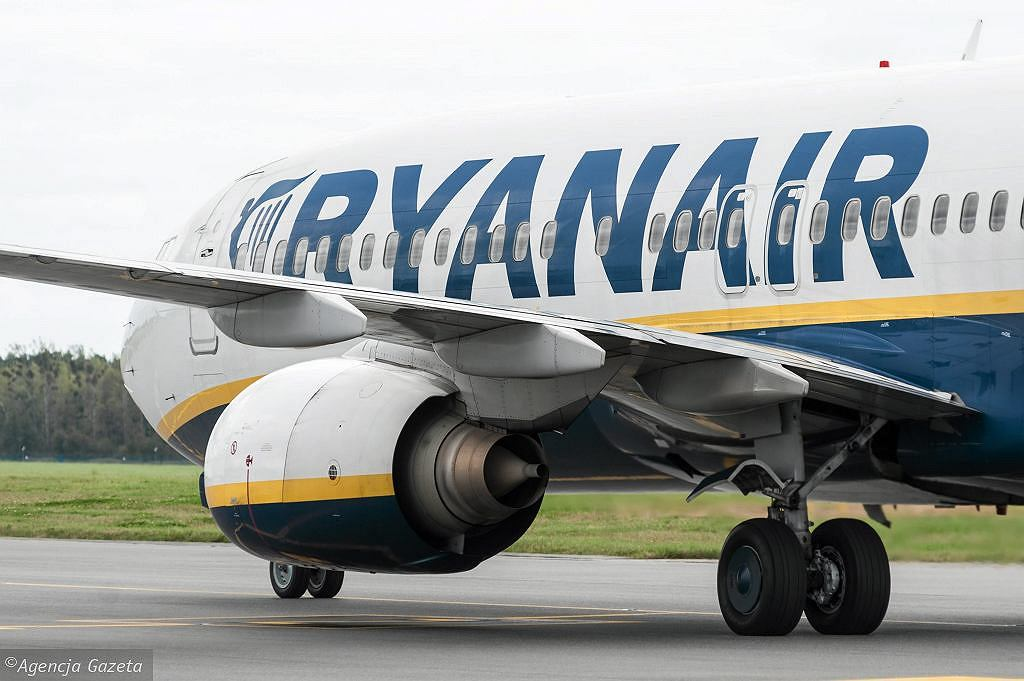 Samolot odleciał bez pasażera. Wszystko dlatego, że miał sprzeczne dane dotyczące szczepienia przeciw COVID-19