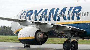 Ryanair (zdjęcie ilustracyjne)