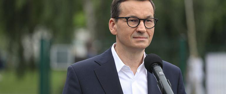 Morawiecki: Jeśli będzie trzeba, będziemy podejmować restrykcyjne kroki