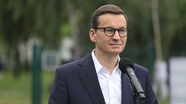 Premier Morawiecki o szczepieniach na koronawirusa.