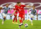 Robert Lewandowski nie zagra w kolejnym meczu Bayernu Monachium