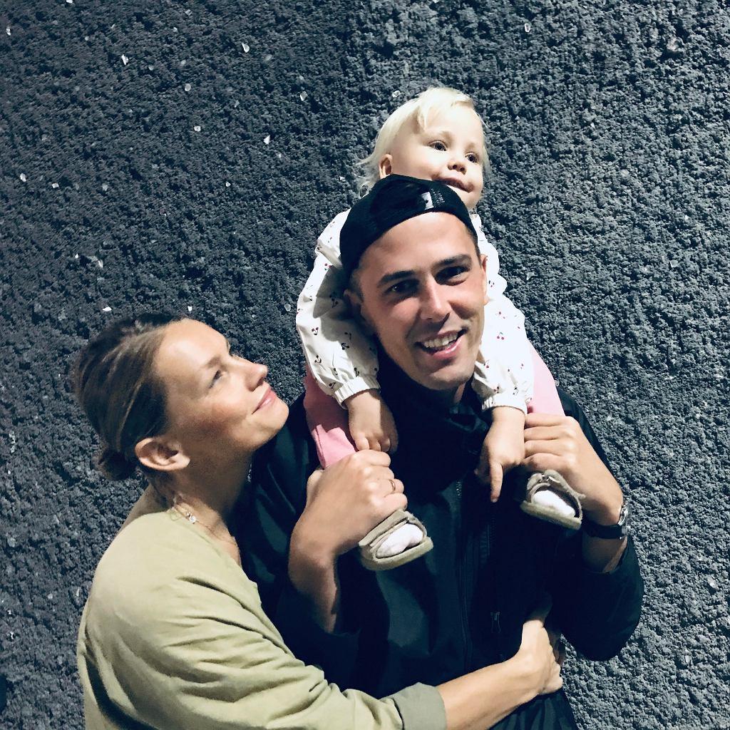Ola i Daniel na razie nie planują powrotu do Polski.