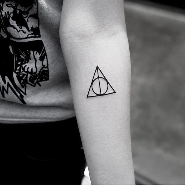 Minimalistyczne Tatuaże Które Spodobają Się Wszystkim