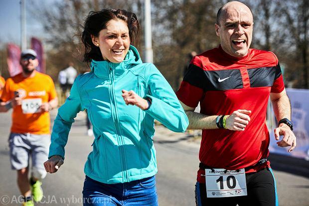 Zdjęcie numer 13 w galerii - Otwarcie sezonu biegowego w Łodzi.