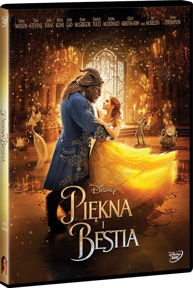 Piękna i Bestia na DVD