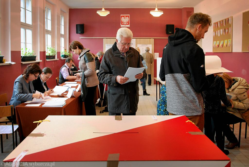 Głosowanie w wyborach samorządowych, Zabrze