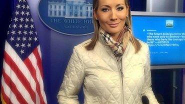 Zuzanna Falzmann od 1 lipca będzie korespondentką TVP w Waszyngtonie