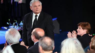 'Herod roku' - Prezes PiS Jarosław Kaczyński w plebiscycie Fundacji Pro-Prawo do życia wygrał bezapelacyjnie - dostał aż 42,56 proc. głosów