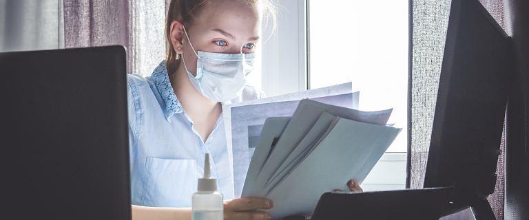 Koronawirus. Czy na kwarantannie można pracować?