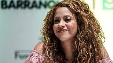 ,Shakira wspiera budow? szko?y w Barranquilla