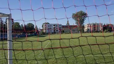 Boisko klubu pilkarskiego GKS Swit
