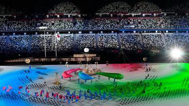 Ceremonia otwarcia Paraolimpiady w Tokio, 24.08.2021