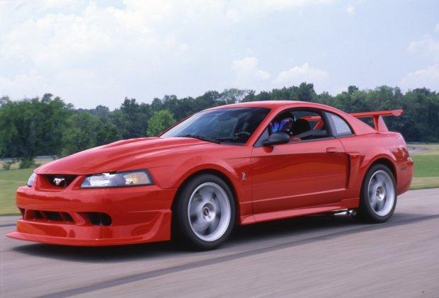 2000 Ford SVT Mustang Cobra