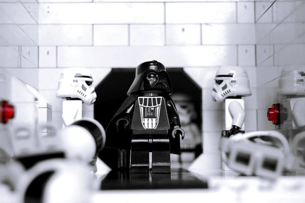 Lego Star Wars, Episode I - A New Hope/ CC BY 2.0/ Rob Young/ Wikimedia Commons