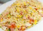 Sałatka z ryżem i szynką - pyszny, sycący posiłek na każdą okazję