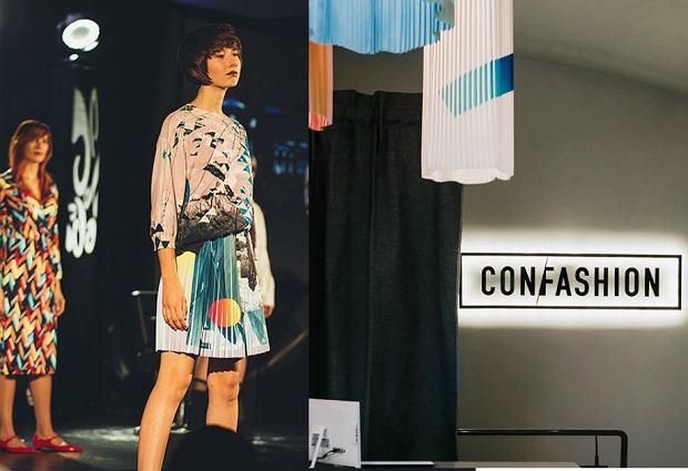 Polska marka Confashion słynie z plisowanych ubrań