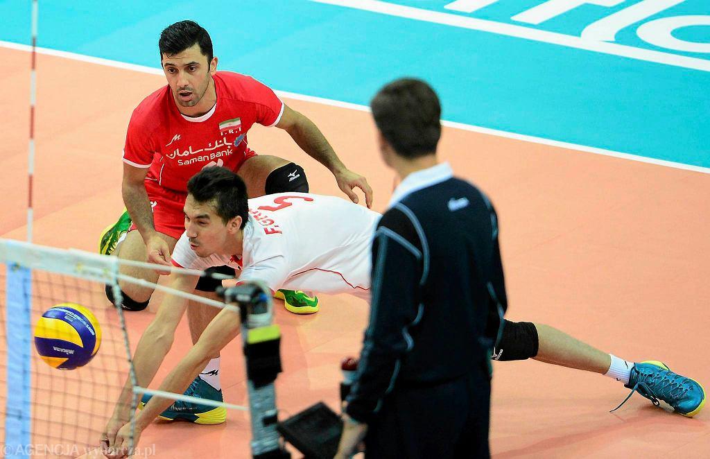Katowice. Niemcy - Iran 3:0
