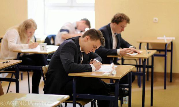 Matura 2018. Do egzaminu z polskiego 4 maja przystąpili wszyscy maturzyści.