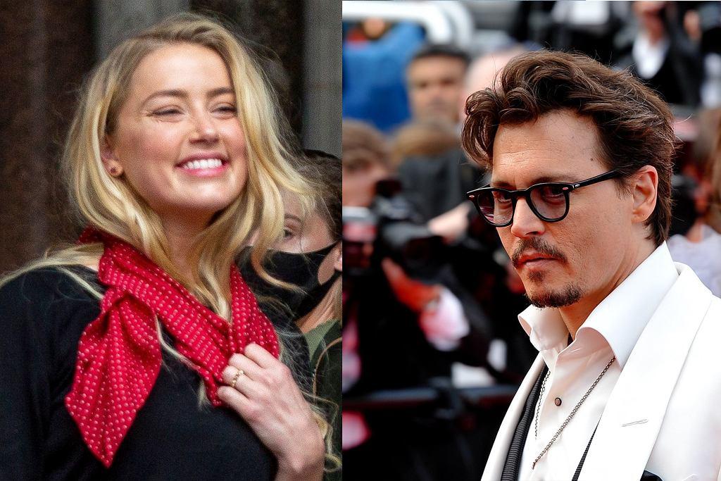 Amber Heard, Johny Depp