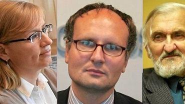 Nowakowska / Lisicki / Kuczyński