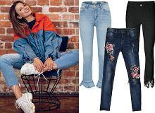 Niedrogie jeansy, w których twoja pupa będzie wyglądać świetnie! Stylowe modele!