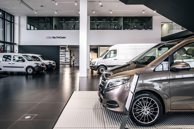 Mercedes Van ProCenter