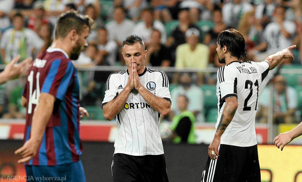 Legia nowy sezon zaczęła od kolejnej katastrofy