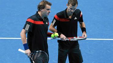 Marcin Matkowski i Mariusz Fyrstenberg