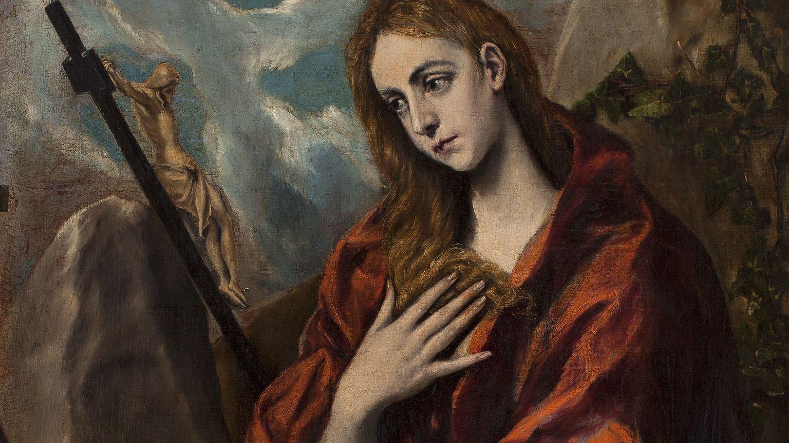 Maria Magdalena często jest portretowana jako grzesznica