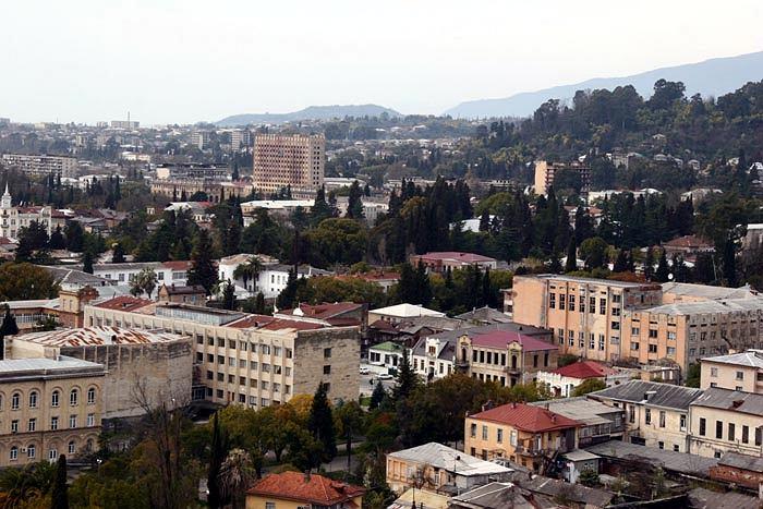 Suchumi, Abchazja